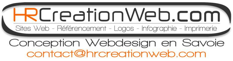 HR Creation Web - Conception site web & Logos